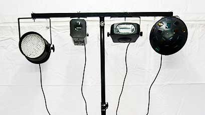 Location de matériel de sonorisation et jeux de lumières pour tous vos événements dans le Morbihan (56), secteur de Pluneret , Ouest Loc Réception