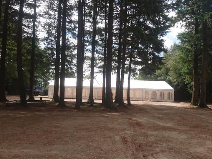 Location tente de réception dans le morbihan
