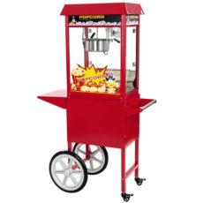 Location machine à pop corn avec chariot morbihan